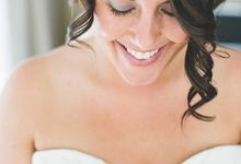 Brides by captivating beauty