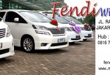 MOBIL PENGANTIN  - FENDI WEDDING CAR by Fendi Wedding Car