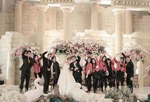 Marthin & Fenny by PRIVATE WEDDING ORGANIZER
