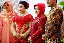 Syahnaz & Yudha engagement by Chandira Wedding Organizer