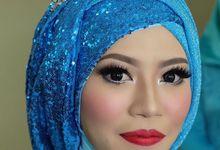 Ayu Wedding by Sheila Fa Makeup