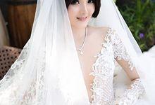 BONIFASIUS & MEIRILYN WEDDING DAY by Tinara Brides