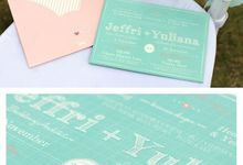 JEFFRI & YULIANA by YOE'S CARD
