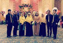 Pernikahan Heru dan Intan by simplywed.id