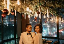 Ega & Stephani by House of Wedding & Event Styling