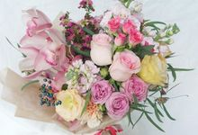 Daily Bouquets by Cotton and Sage