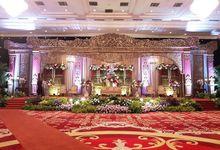 Dini rizky by Chandira Wedding Organizer