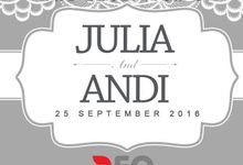 Reception julia & andi by Deo Entertainment