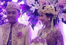 Meidira and Arwan Wedding Ceremony by BESANAN Wedding Organizer