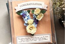 Wedding Gift by CONSERVÉ FLOWER PRESERVATION