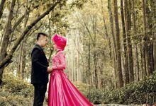 Prewedding Vivi & Frio by difocus photography
