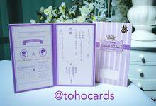Handy & Tiwi by Toho Cards