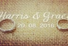 Wedding Harris & Grace by HandS Organizer
