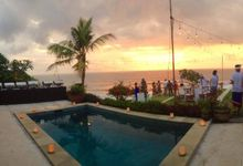 Uluwatu Wedding by Phil Stoodley