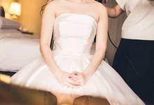 Brides Glam  Simple Makeup by Alycia Tan Makeup