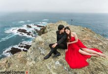 Japoy x Janice Prenup at Baler by Amour Couture