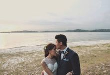 Glam and Graceful Wedding Theme by LITTLE ISLAND BREWING CO.