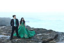 Prewedding Jacob & Junisia by Mariana Marcella Couture