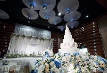 Weddings at Millennium Hilton by Millennium Hilton Bangkok