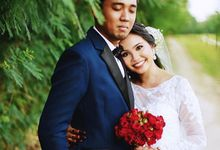 Junaidi + Nur Fadillah by Azee Photographyical