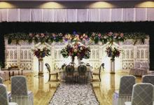Rangkaian Acara Pernikahan Miranti dan Salman by D'soewarna Planner & Organizer