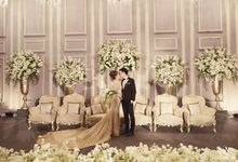 Yongke & Anjela Wedding Day - Photo by Dave by PPF Photography & Videography