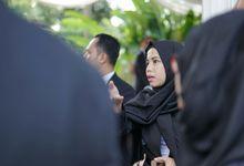 amna & reza wedding by megrashy wedding