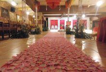 Roses Carpet by Gumati Paledang