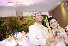 Wedding of Tania and Gilang by Seserahan by Rose Arbor