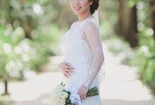 Arline wedding by Amanda Makeup Artist