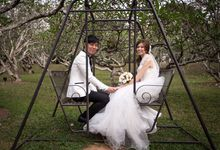 Sean & Meiling wedding Day by Blissfully Photo