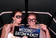 Wedding Satomi & Knut by Bali Photo Booth