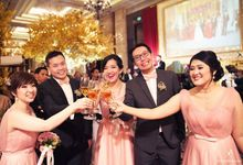 Vincent & Erika Wedding Day - Photo by Surya by PPF Photography & Videography