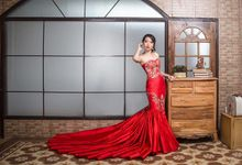 Prewedding gown for rent by Eva Kharisma Bridal & Couture