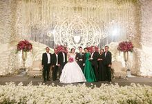 Andrew & Melisa Wedding by LeVerie Entertainment