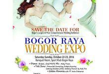 Bogor Raya Wedding Expo by Klub Bogor Raya Sport Klub & Banquett Room
