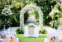 Bali Exotic Wedding Decorations by Bali Exotic Wedding Organizer