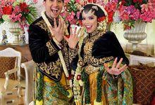 Disa Hanibal by Chandira Wedding Organizer