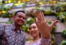 Monik Indra Engagement by Chandira Wedding Organizer