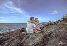 Alexey & Maria Engagement by Sheridan Beach Resort & Spa