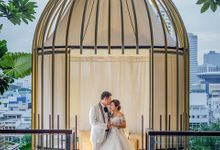 Wedding at Park Royal on Pickering Hotel by GrizzyPix Photography