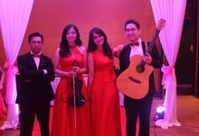 Simple Format for Wedding of Ferdy & Cicil by Canara Entertainment