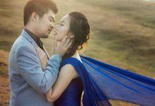 Hans & Jessica by Mayayamy