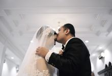 The Moment in Wedding of Rega & Tika by Retro Photography & Videography