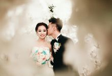 Wendy Lestari Wedding Album Fratello by Fratello Photography