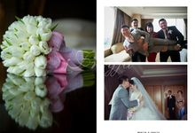 Martin & Gracia. The Wedding. by Freyja Photography