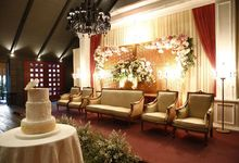 Intimate Wedding at Kembang Goela by Jonquilla Decor