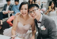 Happy Wedding by Makeup Maestro Weddings