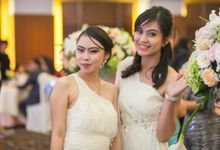 WEDDING PINGKAN AND FERDHIAN by KYRIA WEDDING