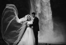 Fati and Oli Waterfall Bali Wedding by Happy Bali Wedding